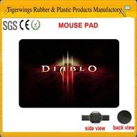Custom photo insert mouse pad,the mouse pads
