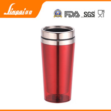 450ml battery powered coffee cup warmer insulated wholesale beer steins stainless steel mug for the amphibious vehicles for sale