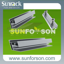 Universal Solar Rail Mount Kit