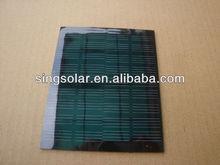 0.1-4WATT epoxy resin solar panel