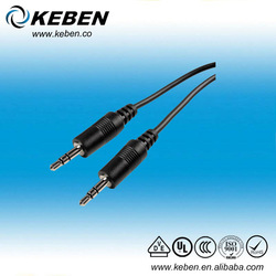 Headphone av cable Best price audio male to male 3.5mm headphone cables