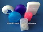 PTFE/Nylon/UHMWPE dental floss