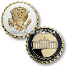 Custom Metal Round Coin