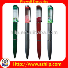Spark Floating pens, Liquid floating pens,LED liuid floating pens Manufacturers & Suppliers and Exporters