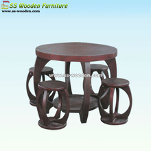 Hot Selling timber dining tables