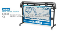 Helitin K1350AC Cutter Plotter with Red Dot and Flexisign Software Output