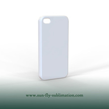 3D blank sublimation printing case for Iphone4