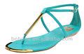 2013 pupular zapato de la mujer de la sandalia nuevo diseño