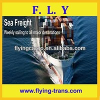 China to Kampala sea port