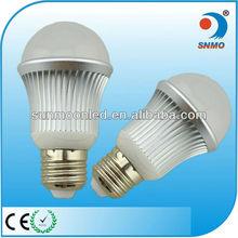 Milk white/transparent cover led bulb components