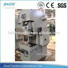 automatic pneumatic mechanical press, power punch press machine