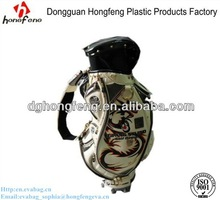 Golf bag with cheap price Dragon totem printed golf buggy