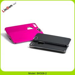 Newest Aluminium Brushed Bluetooth Keyboard Case for iPhone 5 5G BK508-2