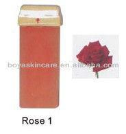 High quality Rose flower paraffin wax for skin brightness