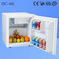46 litros compressor de geladeira mini bc-46