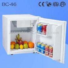 46 Liters Compressor Mini Refrigerator BC-46
