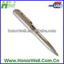 PEN SHAPED USB FLASH DRIVER HW-UP-005
