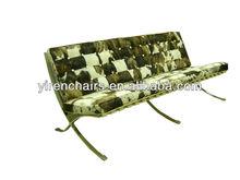 high quality bacelona soft fabric sofa