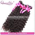 L'arrivée de nouveaux grade 6a long bouclés ondulés brésilienne remy vierges de cheveux de gros