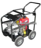 4 inch portable wheels yanmar diesel water pump