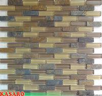 Mosaic Decorative Wallpaper Borders (KSL-C11157)