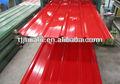 Folha da telhadura ondulada galvalum/chapas de aço galvanizado( de fábrica)