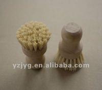 Top quality wooden housewares and kitchen washing dish pan brush