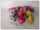 Foam Return Rubber Ball,Wrist Rubber Sport Ball,Rubber Bouncing Ball