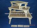 2014 novo design antigo japonês de madeira mesa de jantar baixa para venda