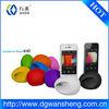 mini sound egg speaker/silicone loud speaker egg shape