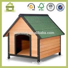 SDD04 Wooden dog kennels for sale