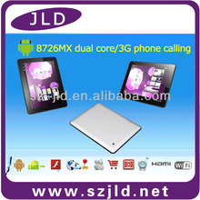 """9.7 Tablet PC / 9.7"""" Tablet PC Support WIFI, 3G & HDMI Input, Tablet 9.7 Inch with Keypad Android 4.0 Tablet PC"""