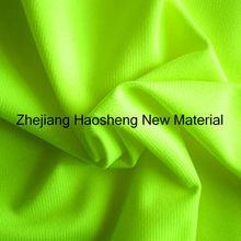 polyester fluorescent velvet fabric for sportwear