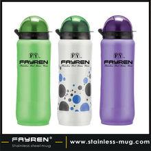 25OZ High capacity vacuum stainless steel water bottle