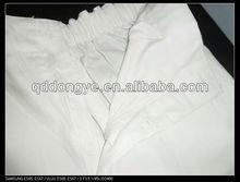 Sarga de algodón blanco pintor pantalones