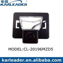 Exclusive design Auto Color CMOS Car Reverse Camera for MAZDA 5