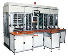 2013 Latest laminating machine with fully automatic functions of producing IC cards