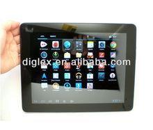 9.7 inch boxchip allwinner a31 quad core tablet