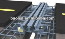 Modular expansion joints in bridges