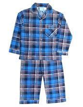Boy pajamas cotton pyjamas flannel pajamas children sleepwear