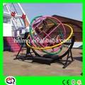 Emocionante y baratos de segunda mano giroscopio paseo comercial equipo del patio de la venta