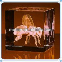 Apis Mellifera 3D Laser Block For Folk Art Collection