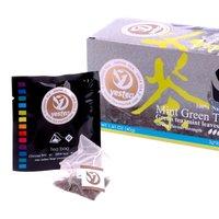 Hot Sale 2015 New Hand Made Fresh Tea keemun black tea Pyramid Fresh Tea Teabag