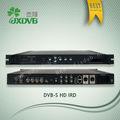 dvb sistema decodificador para canales codificados