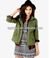 Guangzhou new model fashion coat women 2013 winter