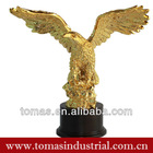 New design exquisite custom metal golden eagle