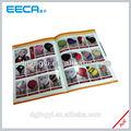 2015 de alta calidad impresos a todo color folleto/catálogo para la venta