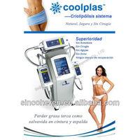 Coolplas vacuume cavitation system body slimming body shaping cellulite reduction rf velashape electric penis massager