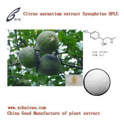 Citrus aurantium extract Synephrine HPLC herb medicine