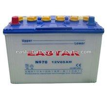 Gerneral standard Sealed Lead Acid maintenance free Automotive Battery